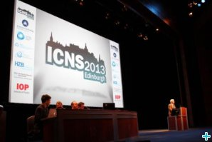 ICNS2013 Opening Session